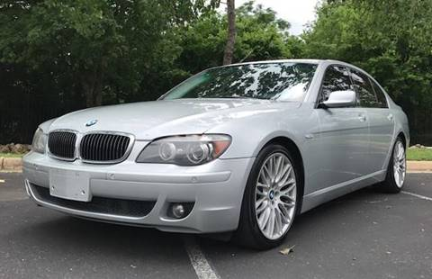 2008 BMW 7 Series for sale in Austin, TX