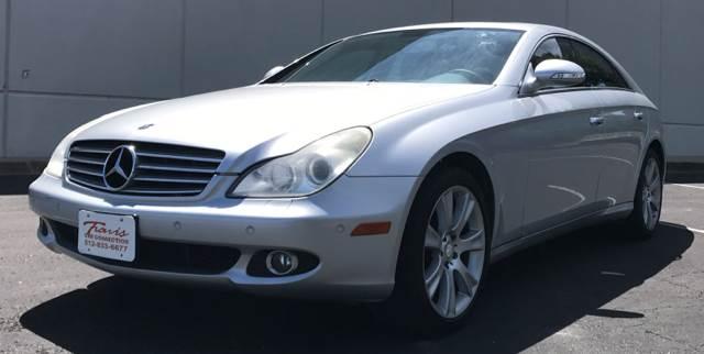 2008 Mercedes-Benz CLS CLS 550 4dr Sedan - Austin TX