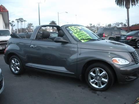2005 Chrysler PT Cruiser for sale in San Clemente, CA