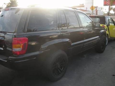 2002 Jeep Grand Cherokee for sale in San Clemente, CA