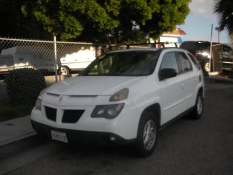 2004 Pontiac Aztek for sale in San Clemente, CA