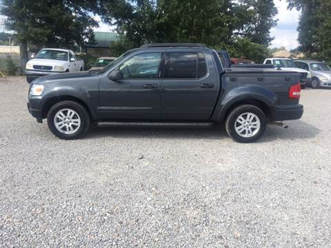 2010 Ford Explorer Sport Trac for sale in Brookland, AR