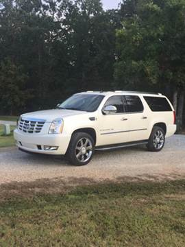 2007 Cadillac Escalade ESV for sale in Brookland, AR