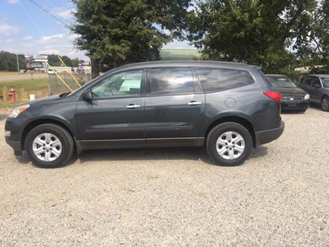 2011 Chevrolet Traverse for sale in Brookland, AR