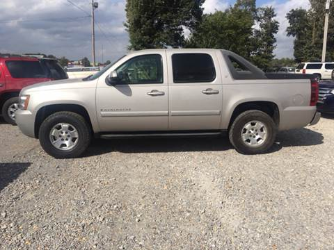 2007 Chevrolet Avalanche for sale in Brookland, AR