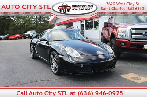 2007 Porsche Cayman for sale in St. Charles, MO