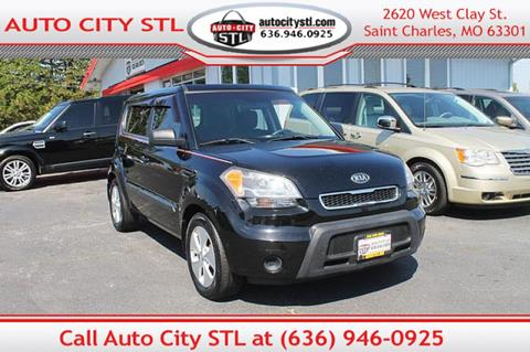 2011 Kia Soul for sale in St. Charles, MO