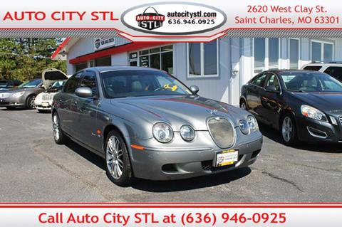 2006 Jaguar S-Type R for sale in St. Charles, MO