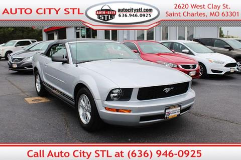 2007 Ford Mustang for sale in St. Charles, MO