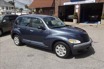 2002 Chrysler PT Cruiser for sale in North Providence, RI