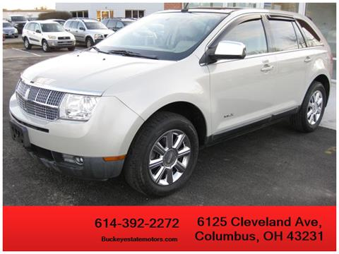 2007 Lincoln MKX for sale in Columbus, OH