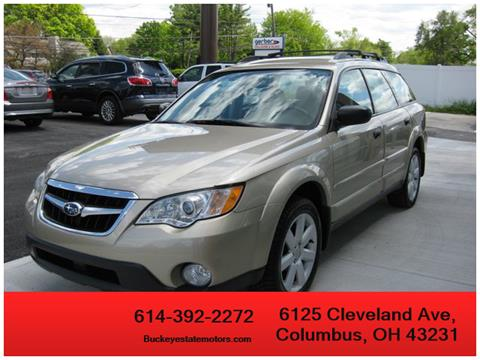 2009 Subaru Outback for sale in Columbus, OH