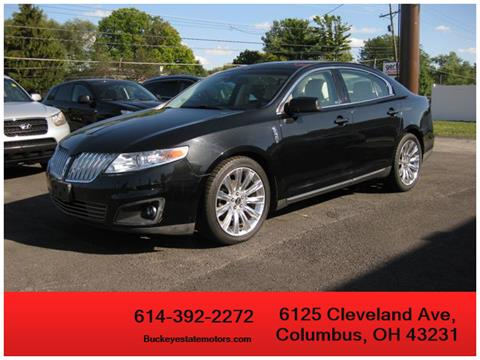 2009 Lincoln MKS for sale in Columbus, OH