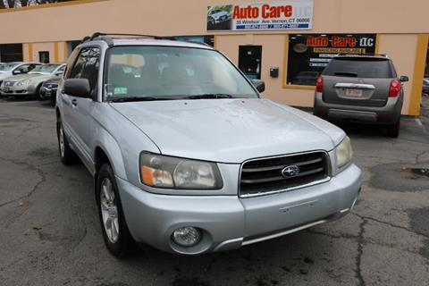 2005 Subaru Forester for sale in Vernon, CT