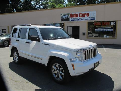 2009 Jeep Liberty for sale in Vernon, CT