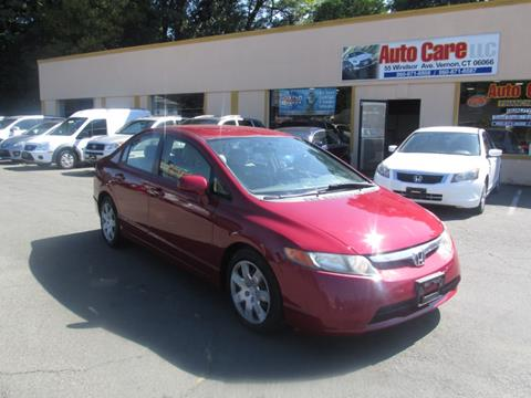 2006 Honda Civic for sale in Vernon, CT