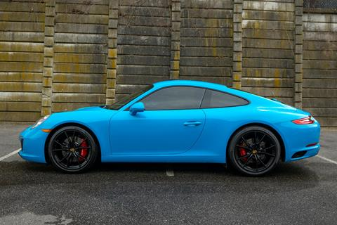 2017 Porsche 911