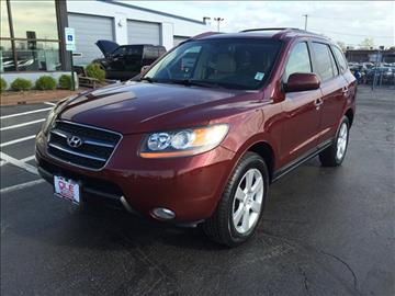 2007 Hyundai Santa Fe for sale in Elmhurst, IL