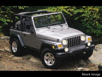 2003 Jeep Wrangler for sale in Austintown, OH
