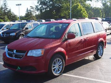 2014 Dodge Grand Caravan for sale in Austintown, OH