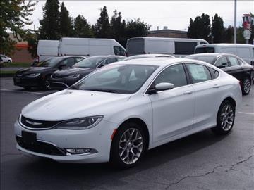 2016 Chrysler 200 for sale in Austintown, OH
