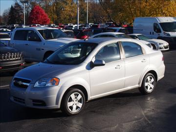 2010 Chevrolet Aveo for sale in Austintown, OH