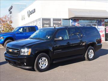 2013 Chevrolet Suburban for sale in Austintown, OH