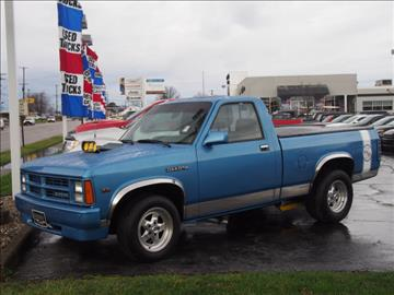 1990 dodge dakota for sale in austintown oh. Black Bedroom Furniture Sets. Home Design Ideas