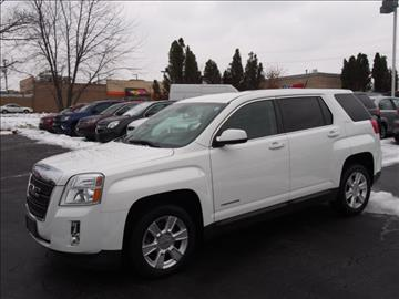 2012 GMC Terrain for sale in Austintown, OH