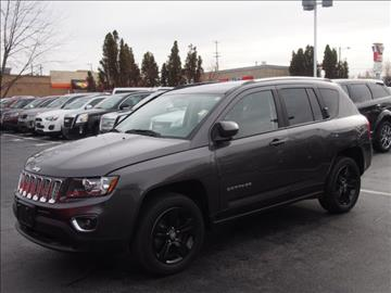 2015 Jeep Compass for sale in Austintown, OH
