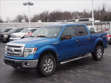 2014 Ford F-150 for sale in Austintown, OH
