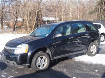 2007 Chevrolet Equinox for sale in Austintown, OH