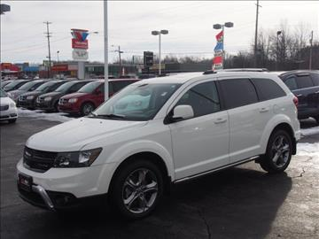 2016 Dodge Journey for sale in Austintown, OH