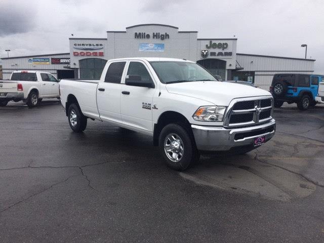 2017 RAM Ram Pickup 3500 4x4 Tradesman 4dr Crew Cab 8 ft. LB Pickup - Butte MT