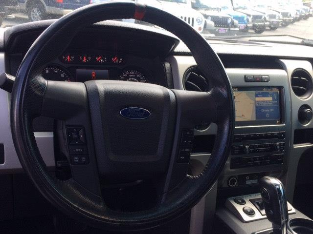 2011 Ford F-150 4x4 SVT Raptor 4dr SuperCrew Styleside 5.5 ft. SB - Butte MT