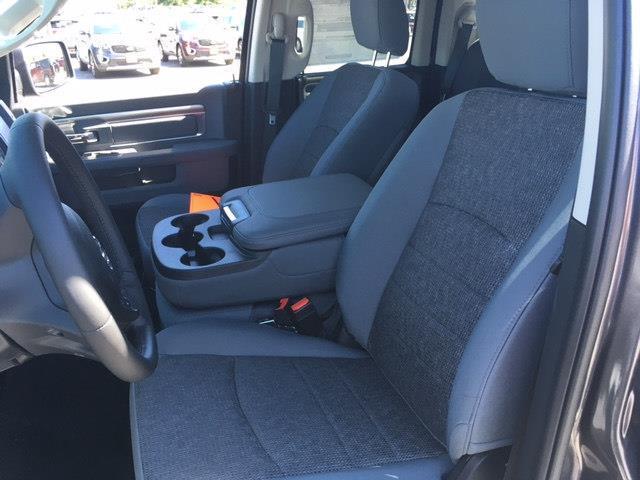 2017 RAM Ram Pickup 1500 4x4 Big Horn 4dr Quad Cab 6.3 ft. SB Pickup - Butte MT