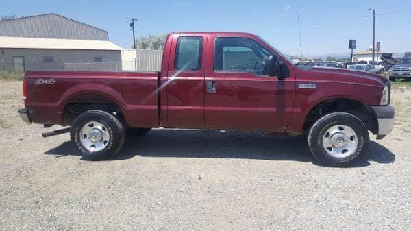 2005 Ford F-250 Super Duty  - Butte MT