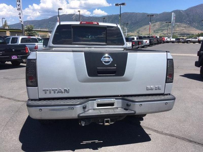2008 Nissan Titan  - Butte MT