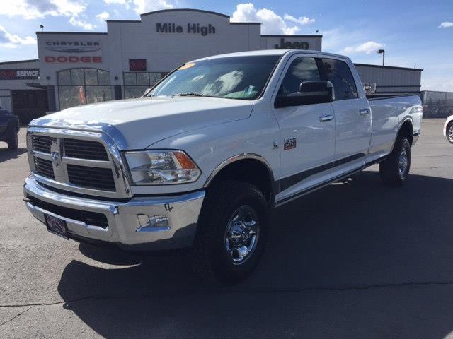 2011 RAM Ram Pickup 3500 Laramie Longhorn - Butte MT