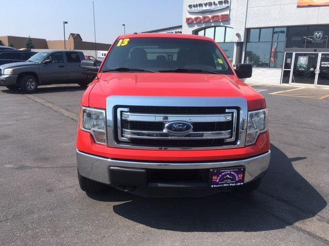 2013 Ford F-150 4WD Supercrew 145 XLT - Butte MT