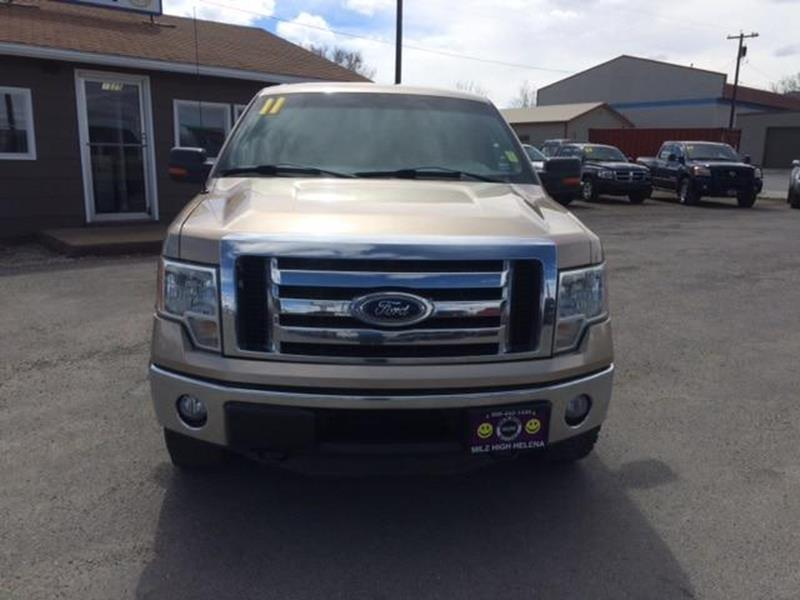 2011 Ford F-150 4WD Supercrew 145 XLT - Butte MT