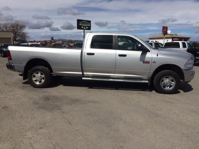2012 RAM Ram Pickup 3500 SLT 4x4 Crew 8ft - Butte MT