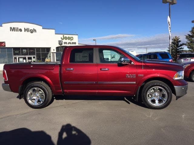 2017 RAM Ram Pickup 1500 4x4 Laramie 4dr Crew Cab 5.5 ft. SB Pickup - Butte MT