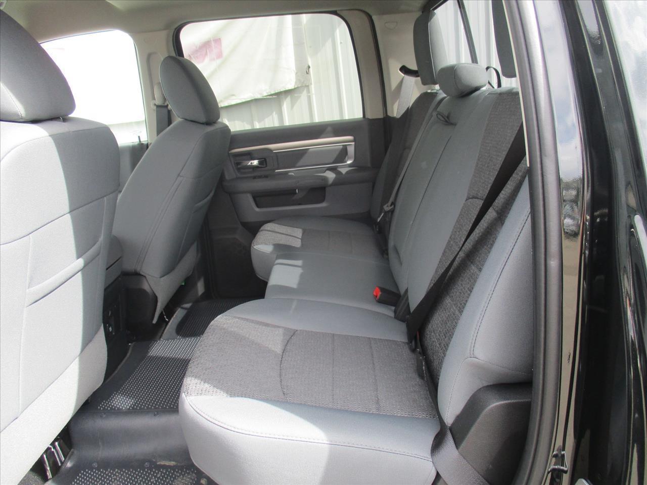 2017 RAM Ram Pickup 1500 4x4 Big Horn 4dr Crew Cab 5.5 ft. SB Pickup - Butte MT