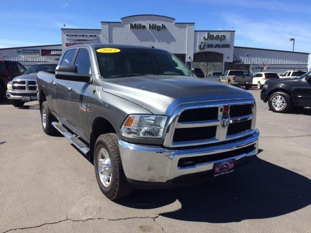 2013 RAM Ram Pickup 2500 4x4 SLT 4dr Crew Cab 6.3 ft. SB Pickup - Butte MT