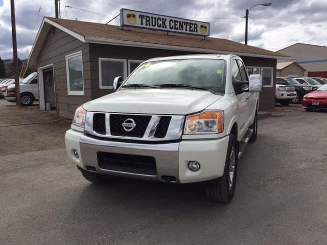 2014 Nissan Titan  - Butte MT
