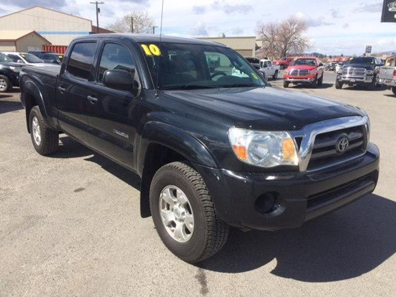 2010 Toyota Tacoma V6 4x4 4dr Double Cab 6.1 ft LB 5A - Butte MT