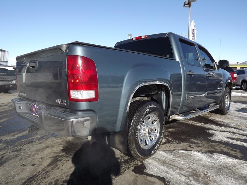 2007 GMC Sierra 1500  - Butte MT