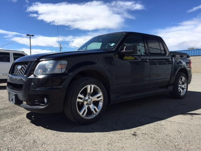 2010 Ford Explorer Sport Trac AWD Limited 4dr Crew Cab - Butte MT