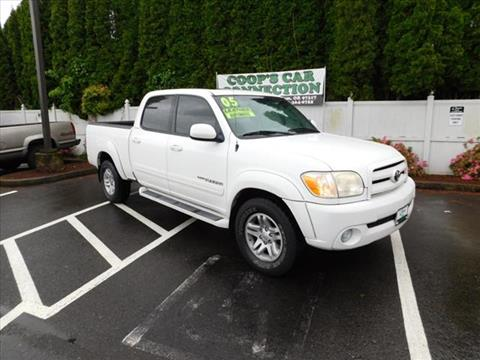 2005 Toyota Tundra for sale in Salem, OR